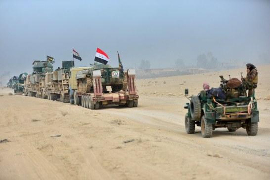 الجيش العراقي يستعيد السيطرة على مناطق جديدة في شرق الموصل
