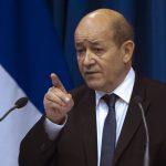 وزير الخارجية الفرنسي يشكك في مسؤولية ميليشيا الحوثي عن هجوم أرامكو