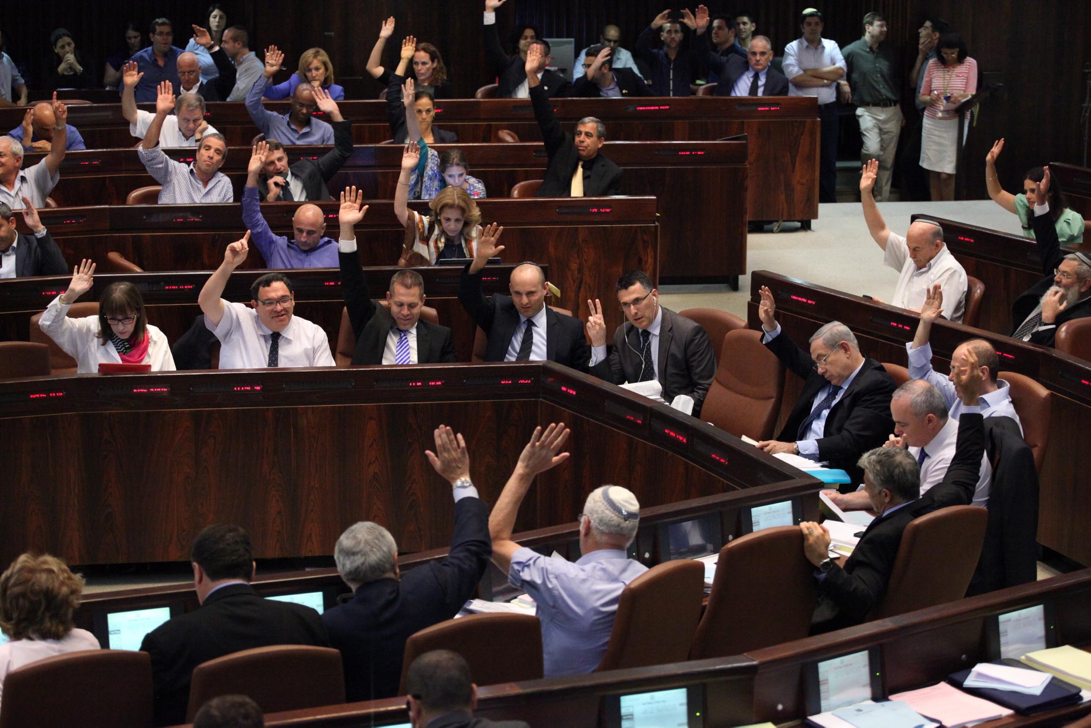 اليمين المتطرف Picture: اليمين المتطرف في إسرائيل يحلم بضم مناطق من الضفة الغربية