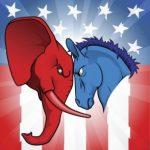 تعرف على سر الرموز الانتخابية في أمريكا.. «الحمار الديمقراطي» و«الفيل الجمهوري»