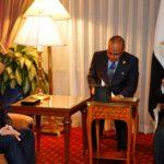 فيديو| ترامب سيشكل حلفا جديدا في الشرق الأوسط مع مصر ودول خليجية