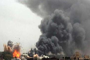 المرصد: ضربة جوية تقتل عشرات في معسكر للمتشددين بشمال غرب سوريا