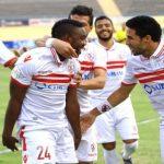الزمالك يواصل الانتصارات ويتقدم للمركز الثاني بدوري مصر