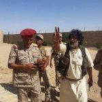 قيادات وعناصر حوثية تنضم للقوات الشرعية بعد انشقاقها عن الميليشيات