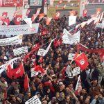 اتحاد الشغل التونسي يعلن تنفيذ الإضراب العام في كافة المؤسسات الحكومية