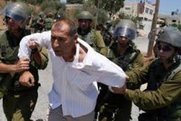 الاحتلال يعتقل 22 فلسطينيا في حملة مداهمات بالضفة