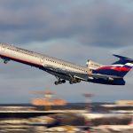 تعرف على الحوادث التي شهدتها الطائرات العسكرية الروسية توبوليف-154