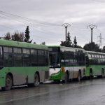 تأجيل خروج الدفعة الثانية لمسلحي المعارضة السورية من دمشق