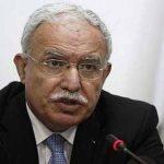 المالكي يكشف عن خطة التحرك الفلسطيني في المرحلة المقبلة