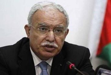 المالكي ينفي حصول فلسطين على تطمينات من ترامب بتجميد نقل السفارة إلى القدس