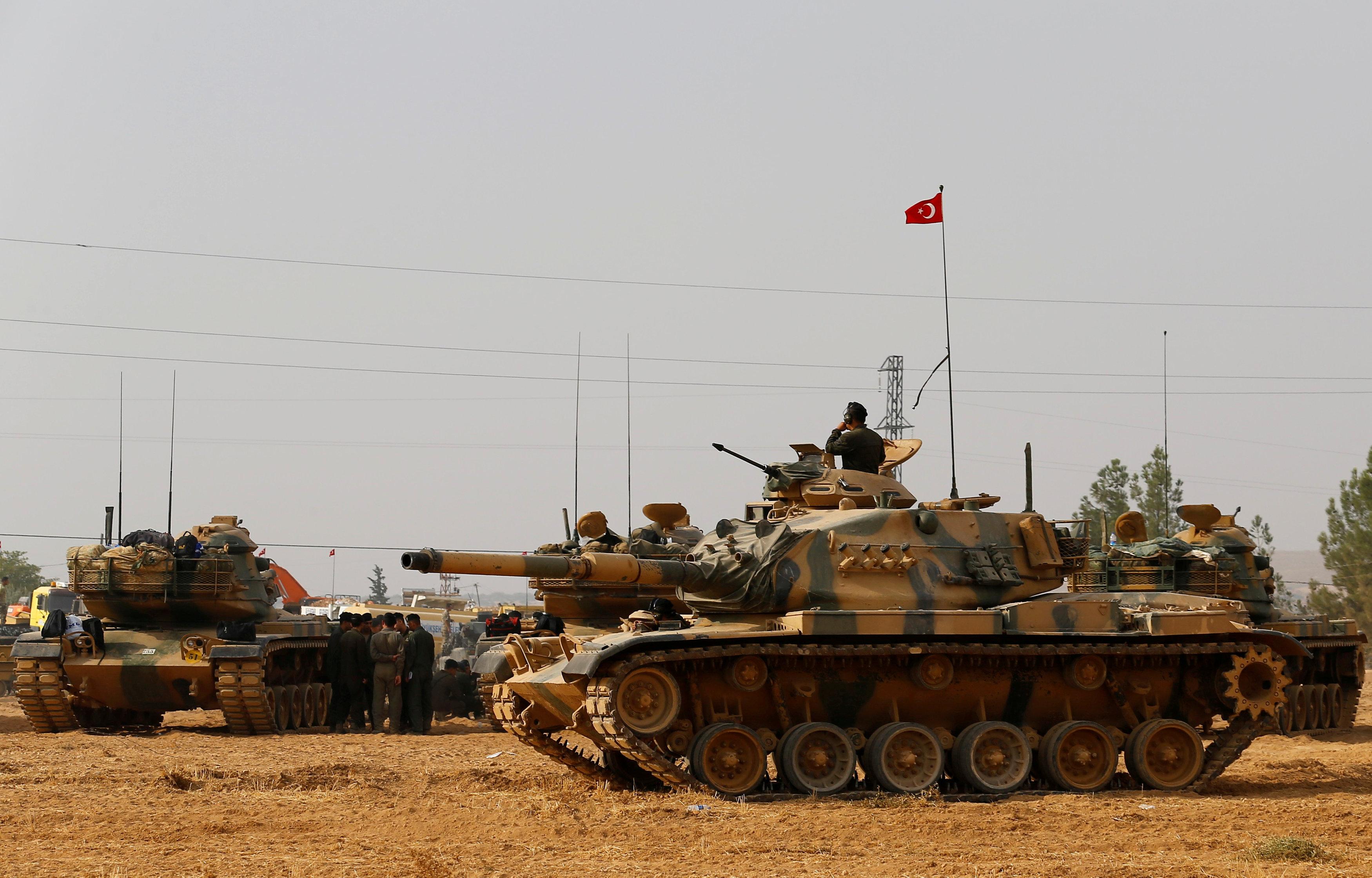 التحالف الدولي يساعد تركيا في البحث عن جندييها المفقودين في سوريا   الغد