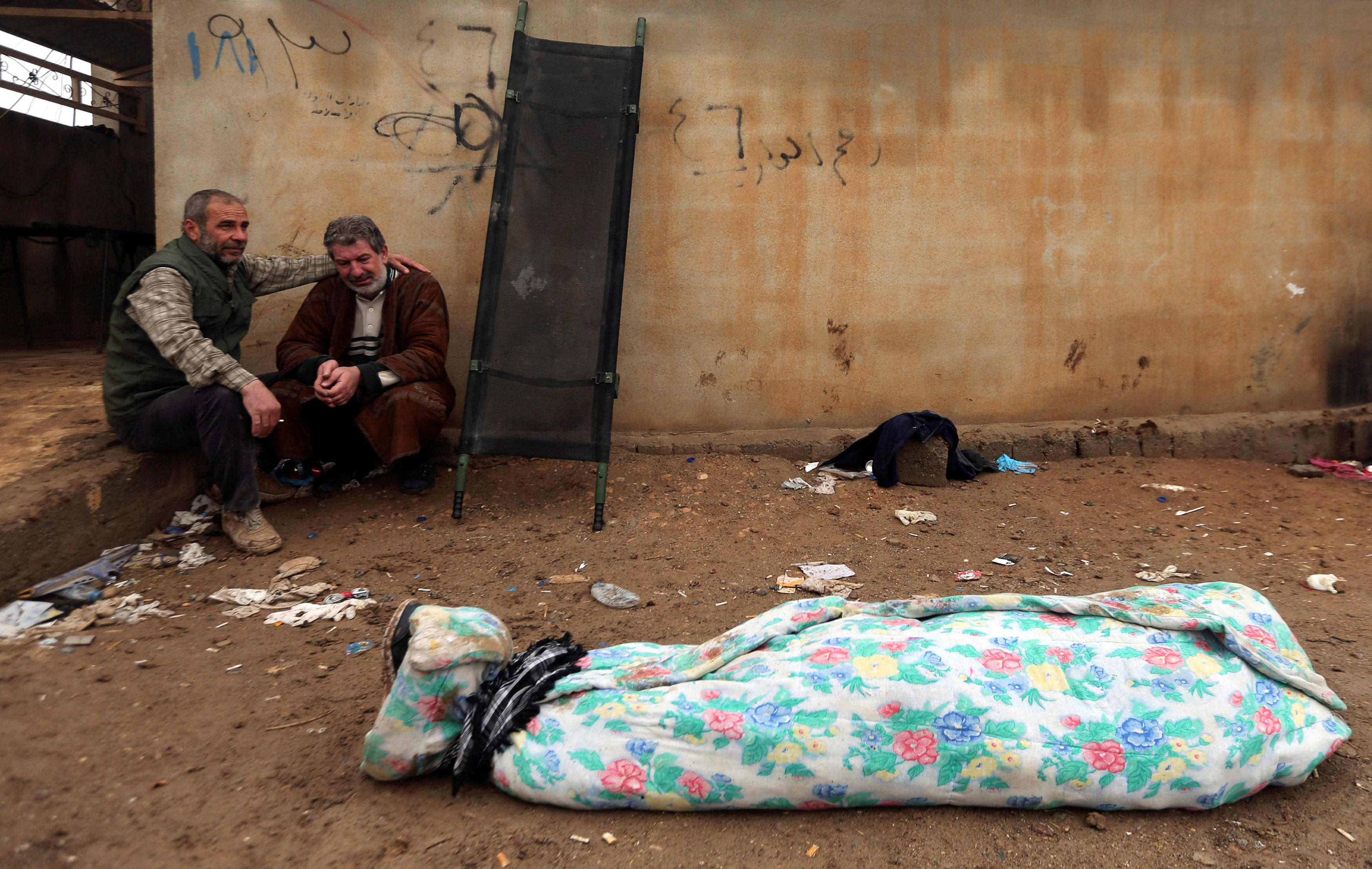 ارتفاع أعداد القتلى في العراق وسط الهجوم على الموصل   الغد