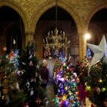 تقرير| إضاءة شجرة الميلاد في بيت لحم