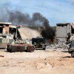 اندلاع اشتباكات عنيفة في شرق ليبيا