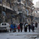 هيئة إغاثة سورية: 1500 شخص بحاجة للإجلاء الطبي من شرق حلب المحاصر