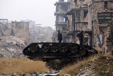 وسائل إعلام رسمية: الحكومة السورية تبدأ برنامج لإعادة الخدمات إلى حلب