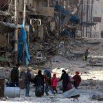 الأمم المتحدة: مسلحون معارضون منعوا مدنيين من مغادرة أحياء شرق حلب