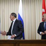 روسيا وإيران وتركيا تؤيد توسيع وقف إطلاق النار في سوريا