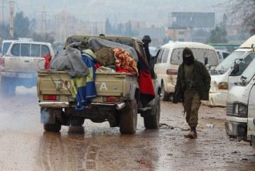 فصائل سورية معارضة تعتبر خروجها من حلب «خسارة كبيرة»