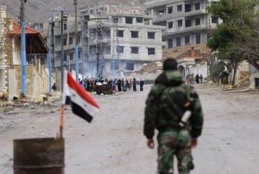 فيديو| الزعبي: الطيران الروسي يقصف ريف إدلب وحماة.. وتعليق المفاوضات تأخر
