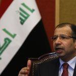 رئيس البرلمان العراقي يطالب بالتحقيق في ضربات جوية استهدفت مدنيين