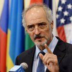فيديو| الجعفري مهاجما المعارضة السورية : لن نكون جزءا من أي سيناريو لإفشال «مفاوضات أستانة»
