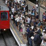 سكان لندن يواجهون يوما ثانيا من إضراب القطارات