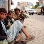 منظمة دولية: تفاقم معاناة أطفال اليمن بسبب تردي أوضاع الاقتصاد