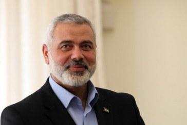 حماس تعتبر تهديد إسرائيل باغتيال هنية «حربا نفسية»