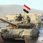 الجيش السوري يستعيد معظم منطقة القابون من قوات المعارضة