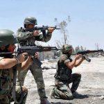 الجيش السوري يتمركز قرب الحدود مع الأردن