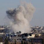 ضربة أمريكية في دمشق تثير انتقادات سورية وروسية