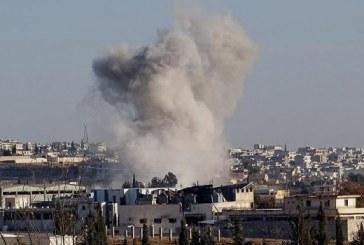 26 قتيلا بينهم مدنيون بغارات على أهداف لـ«النصرة» في شمال سوريا
