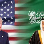 العاهل السعودي يبحث هاتفيا مع ترامب مواجهة الدعم الإيراني للحوثيين