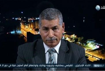 فيديو| أبوظريفة: عملية الدهس في القدس رد فعل طبيعي على سياسات الاحتلال