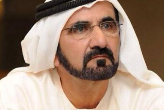 محمد بن راشد: «تنظيف شوارع» دبي عقوبة بديلة ضد مرتكبي القيادة الاستعراضية