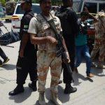 آلاف المتظاهرين في باكستان في تظاهرة باشتونية محظورة