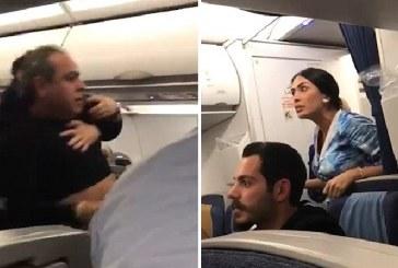 مشاجرة في الجو تجبر طائرة لبنانية متجهة إلى لندن على الهبوط في إسطنبول