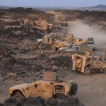 «الرمح الذهبي».. القوات اليمنية تحرر مواقع جديدة غربي تعز