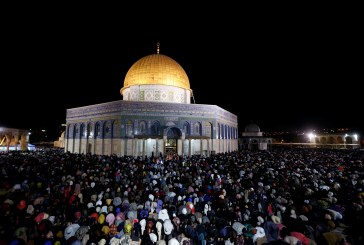 فلسطينيون يستعدون لمقاضاة أمريكا حال نقل سفارتها إلى القدس