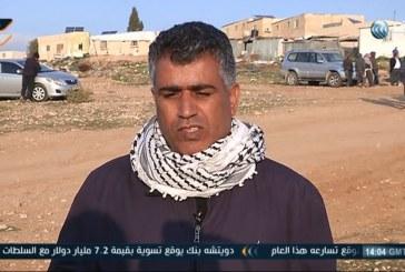 فيديو| تنديدات فلسطينية بانتهاكات الاحتلال فى «أم الحيران»