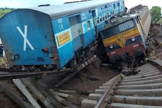 ارتفاع عدد ضحايا قطار الهند لـ36 قتيلا