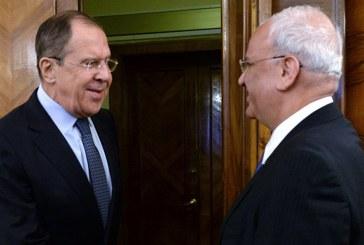 عريقات: فلسطين مستعدة لعقد لقاء في موسكو مع نتنياهو