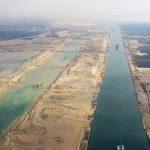 نمو إيرادات قناة السويس المصرية 4% خلال مارس وأبريل