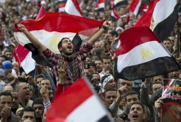 إنفوجرافيك  تفاصيل 18 يوما غيرت وجه الحياة في مصر