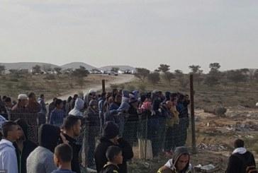 وقفات احتجاجية في الجامعات الإسرائيلية تنديدا بعملية هدم «أم الحيران»