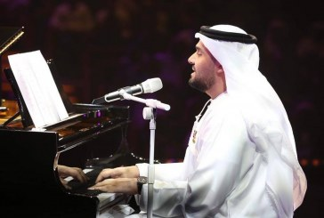 حسين الجسمي يطرح أغنية «شفت»