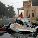 مقتل 3 أشخاص وإصابة آخرين بانفجار في تكريت بالعراق