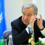 جوتيريش «متحمس» لاتفاق المناطق الآمنة في سوريا