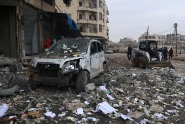 مقتل أكثر من 100 من القاعدة في ضربة جوية أمريكية في سوريا